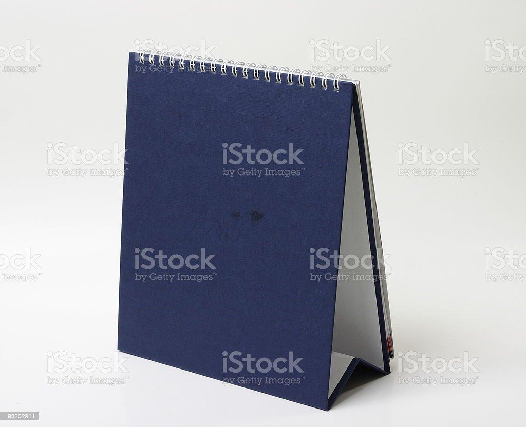 Desk Calendar stock photo