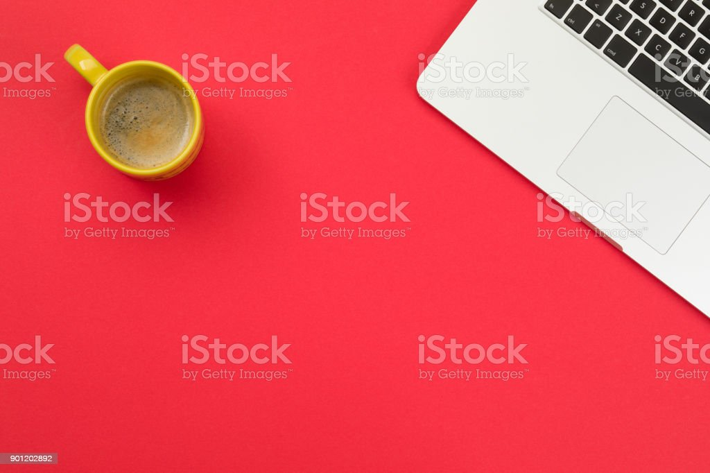 Desk - Concept stock photo