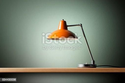 istock Desk lamp 534400038