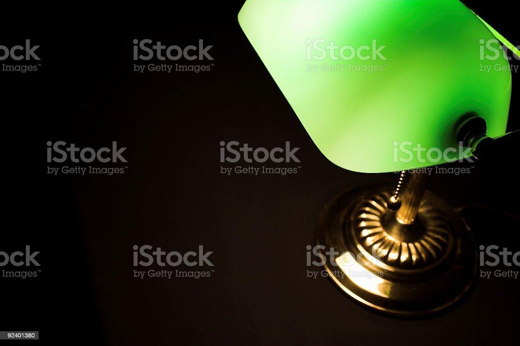 Desk Lamp royalty-free stock photo