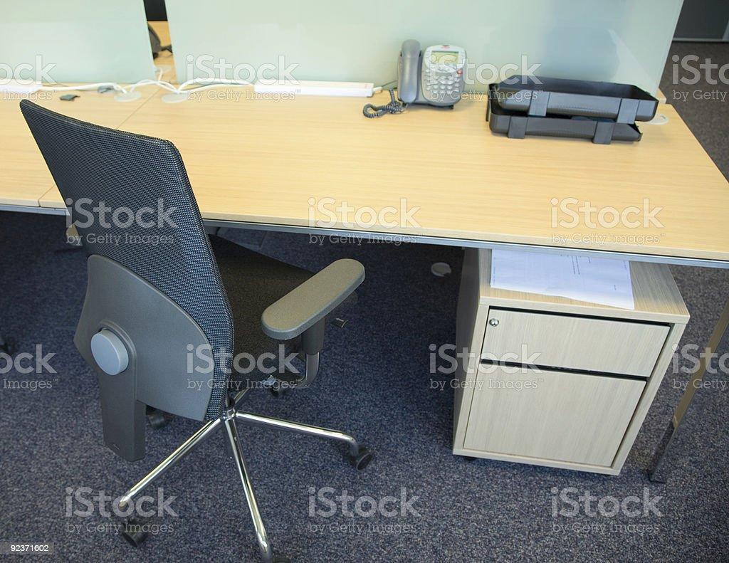 - Schreibtisch Lizenzfreies stock-foto