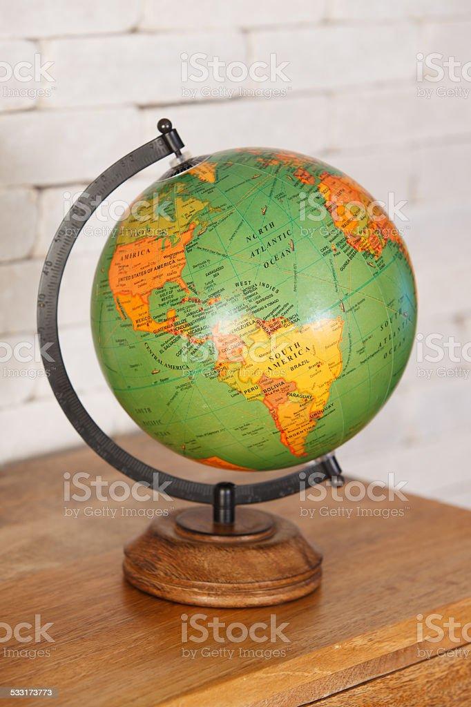 Desktop globe – Foto