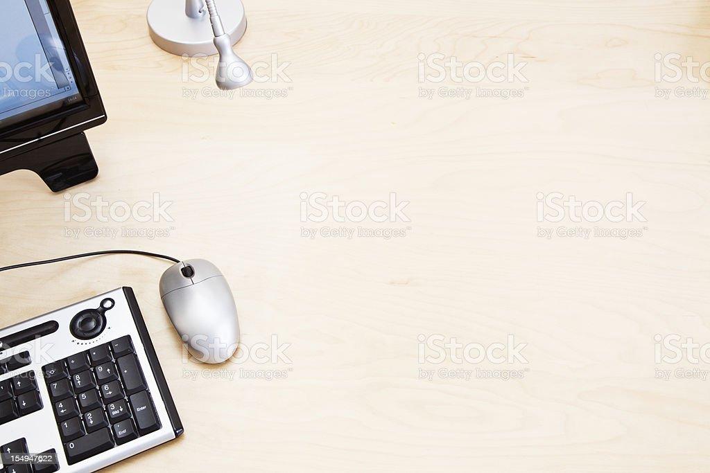 desktop keeping order series royalty-free stock photo