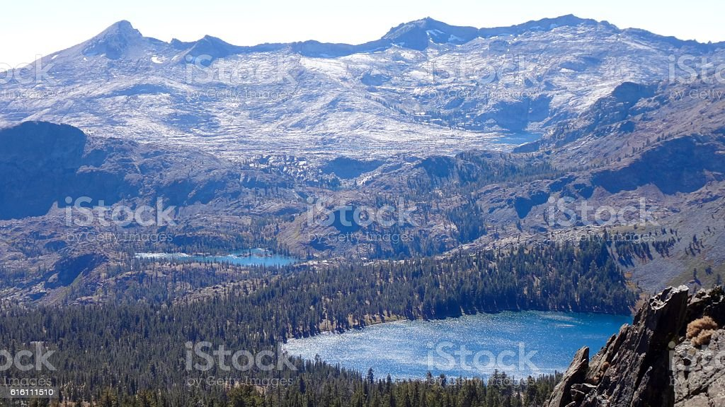 Desolation Wilderness stock photo