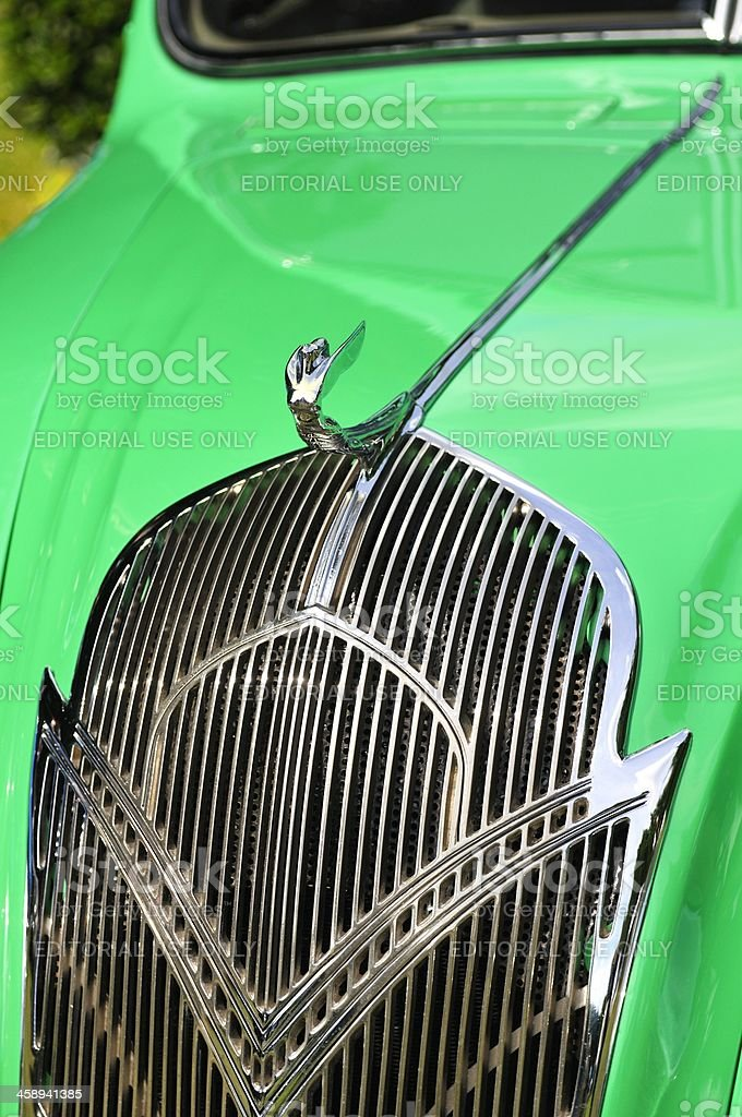 DeSoto Airflow stock photo