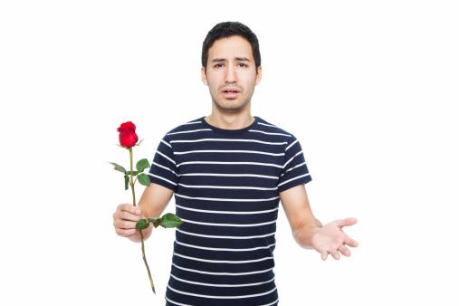 Desperate Hispanic guy seeking romance
