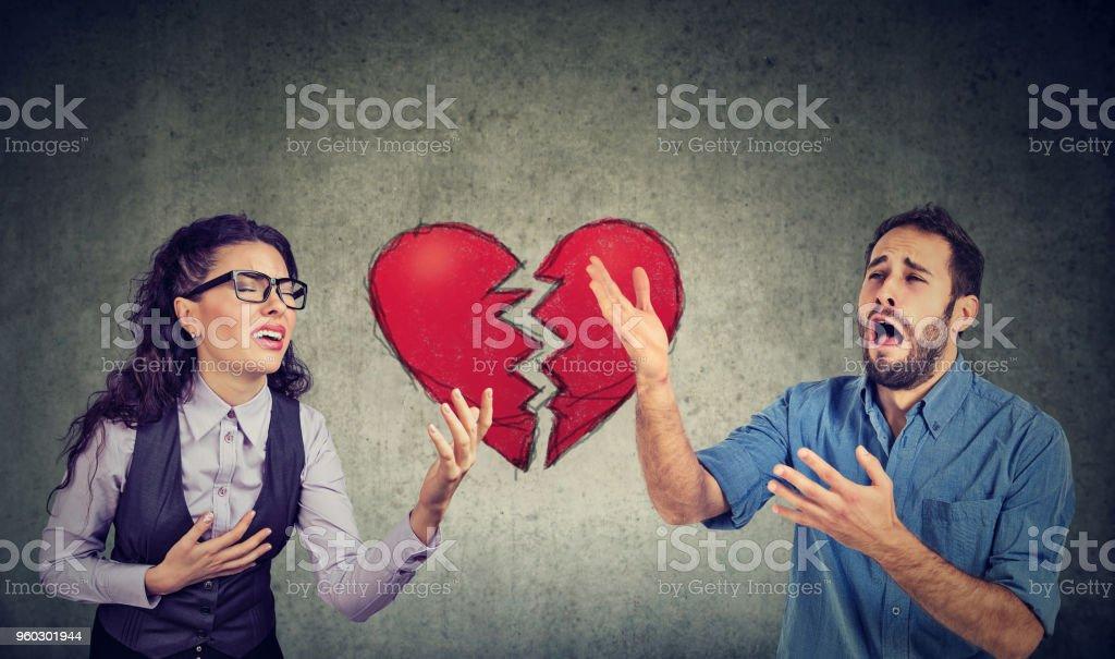 Dating ein gebrochener Mann