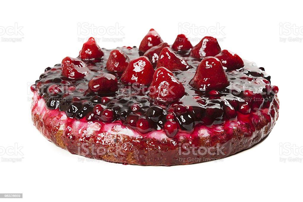 dessert. 펀시 케이크 royalty-free 스톡 사진