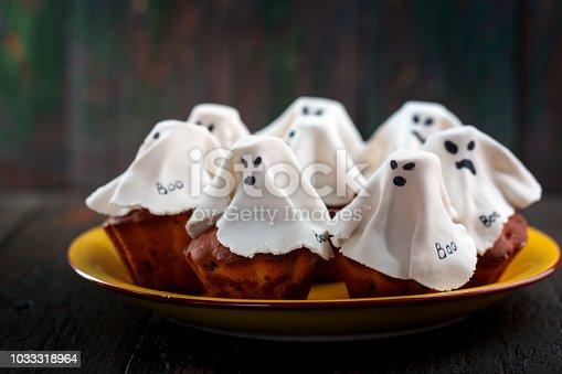 istock Dessert for Halloween 1033318964