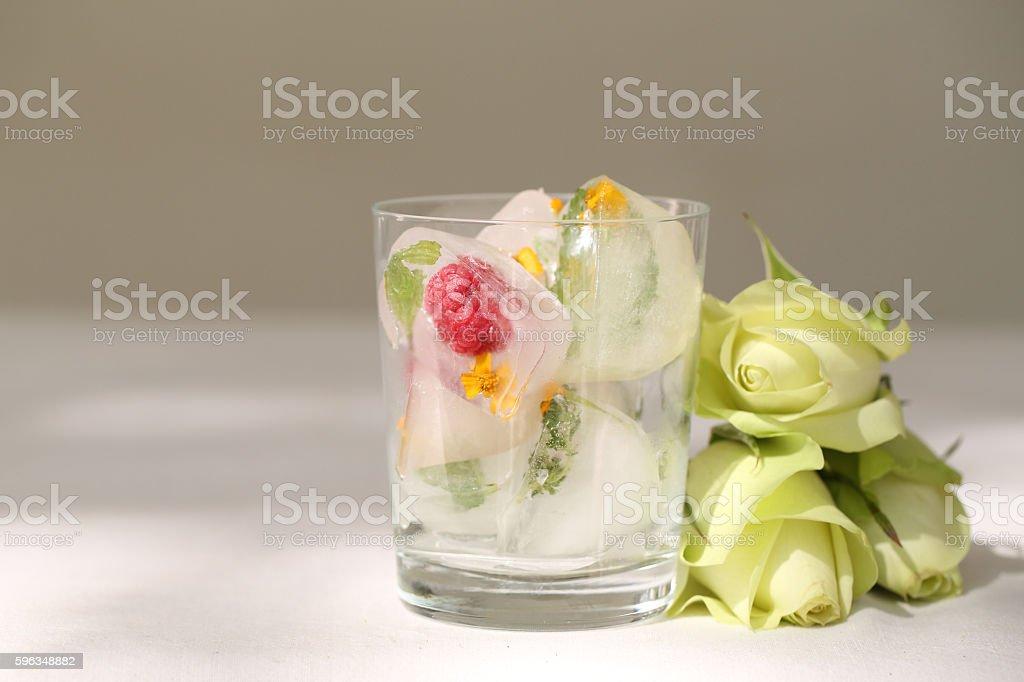 Dessert Ice royalty-free stock photo