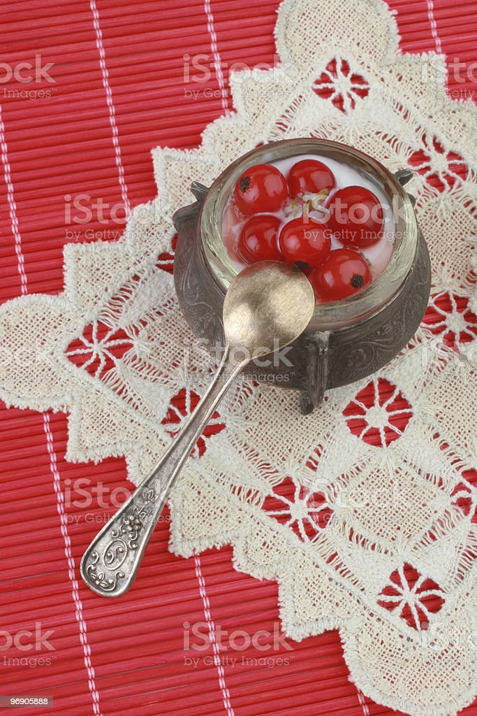Dessert in Russian style royalty-free stock photo