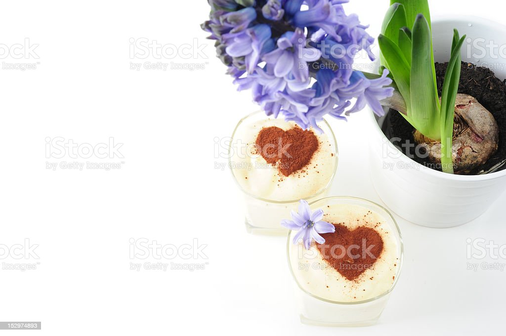 Dessert Lovers royalty-free stock photo