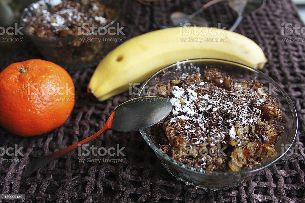 Dessert royalty-free stock photo