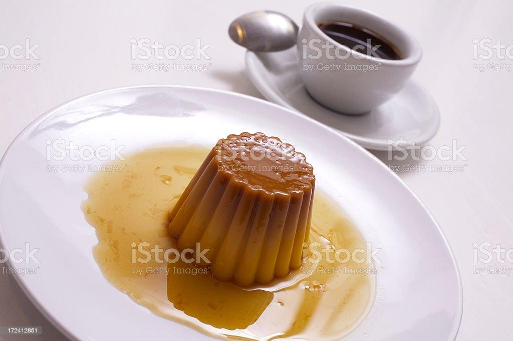 Dessert stock photo
