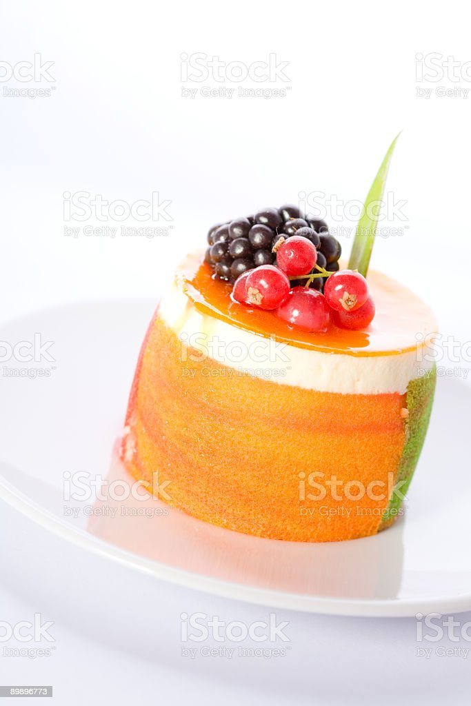 dessert royalty-free stock photo