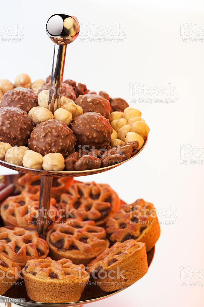 Dessert Stand royalty-free stock photo