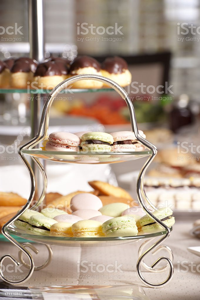 Dessert Table royalty-free stock photo