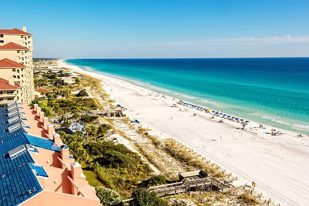 In Destin, Florida – Foto