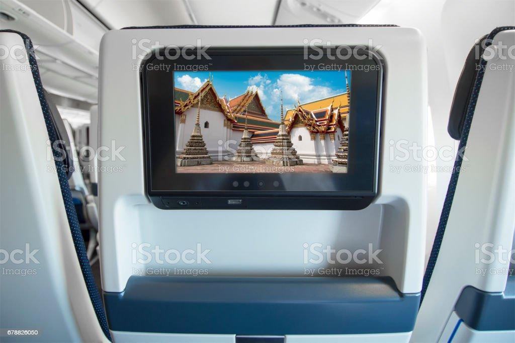 Destination Bangkok photo libre de droits