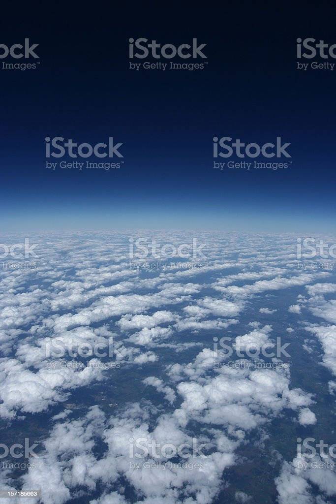 Destination space royalty-free stock photo