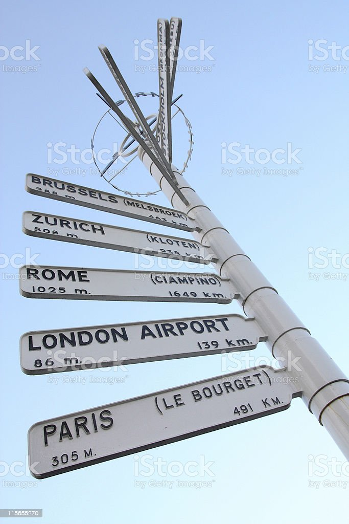 Destinations royalty-free stock photo