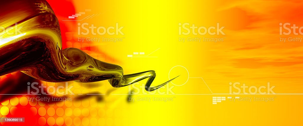 Destinations Unknown Version 2 royalty-free stock photo