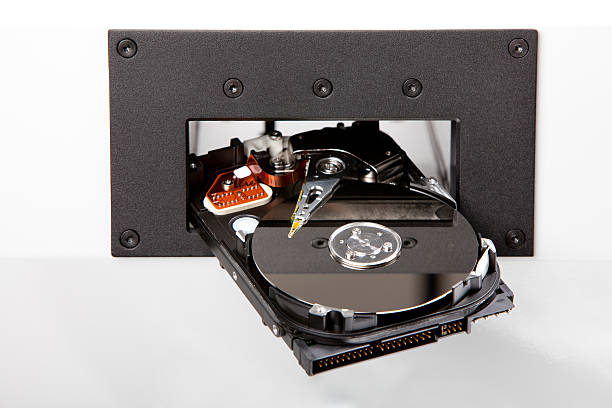destroy data on your hard disk xxxl - degauss stock pictures, royalty-free photos & images