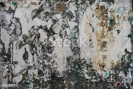 istock destroyed poster 472180371