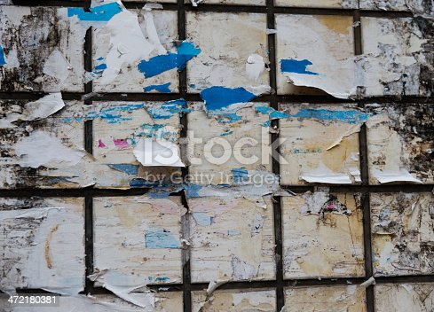 istock destroyed poster 472180381