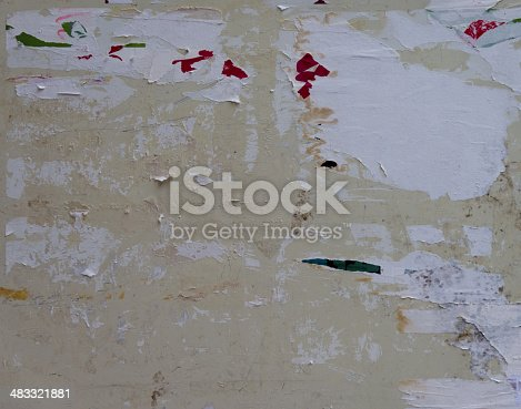 istock destroyed poster 483321881