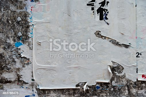 istock destroyed poster 483788475