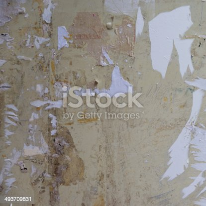 istock destroyed poster 493709831