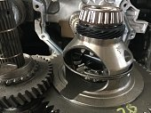 istock Detail gear engine automobile 679890284