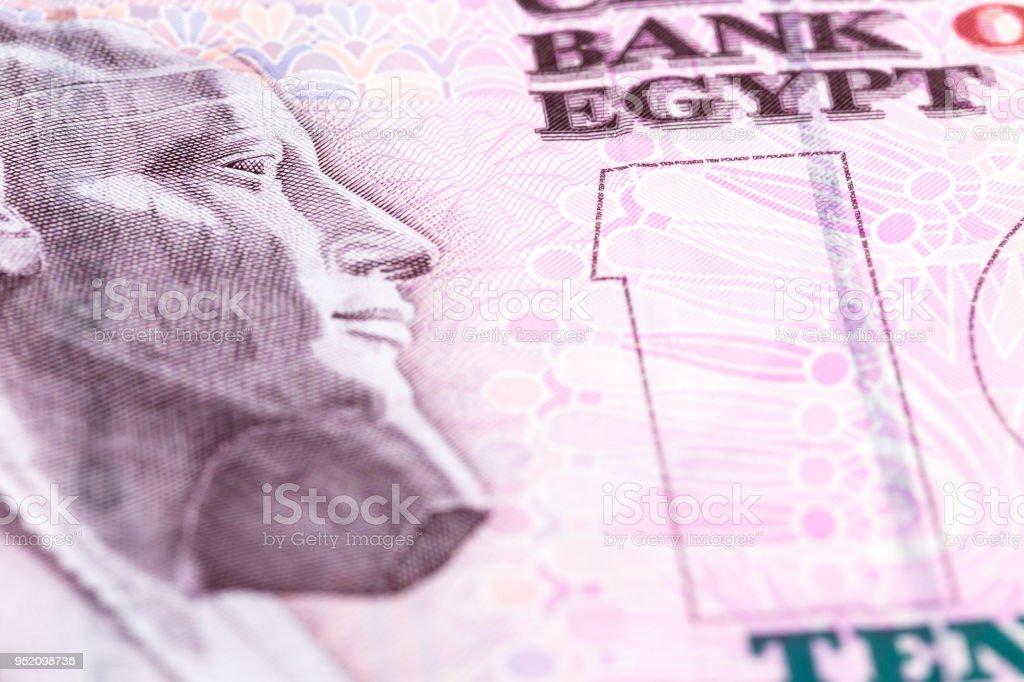 Photo Libre De Droit De Detail De 10 Billets De Banque De