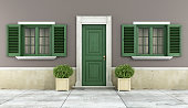 istock Detail of a classic house 521877323