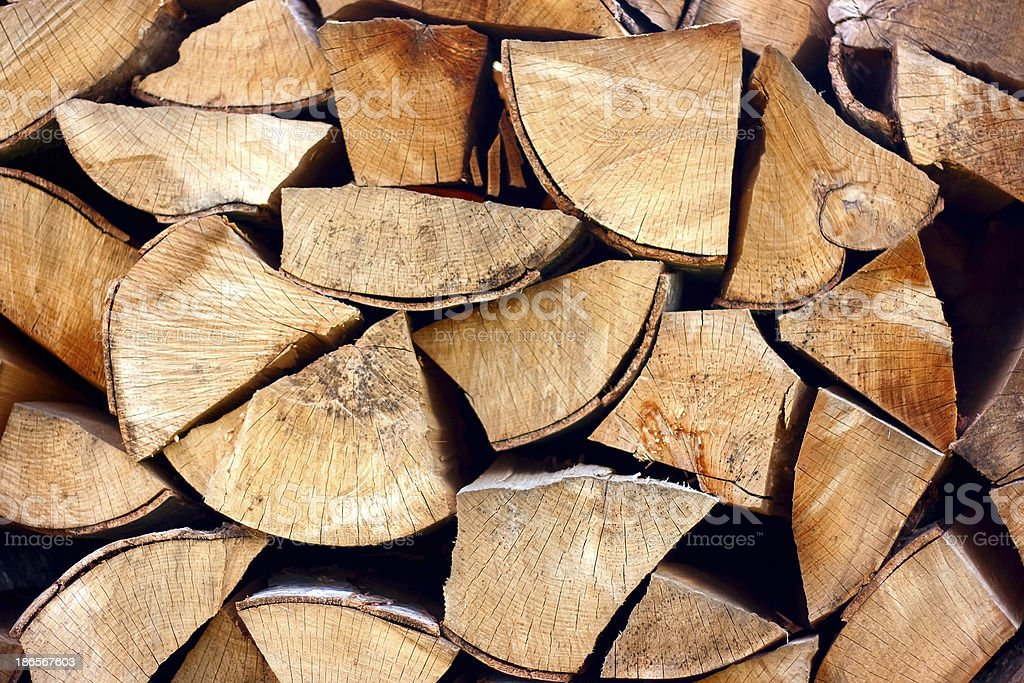 Detail of a Timber background royalty-free stock photo