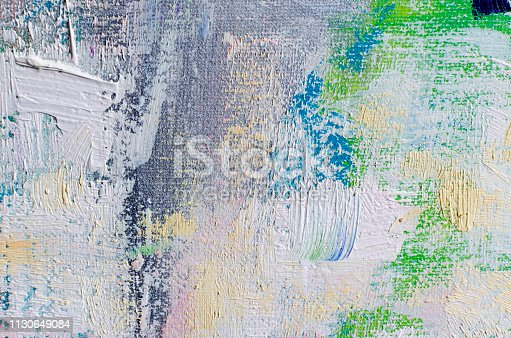 598092096istockphoto detail of  artistic abstract oil painted background 1130649084