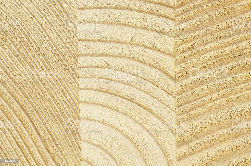 Деталь резания дерево-Ель Стоковые фото Стоковая фотография