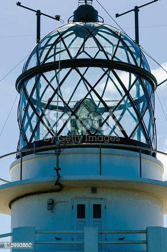 172424642 istock photo detail of Estaca de Bares lighthouse 615993852