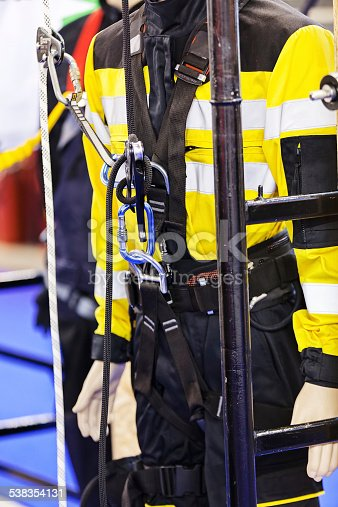 istock detail of fire fighting equipment 538354131