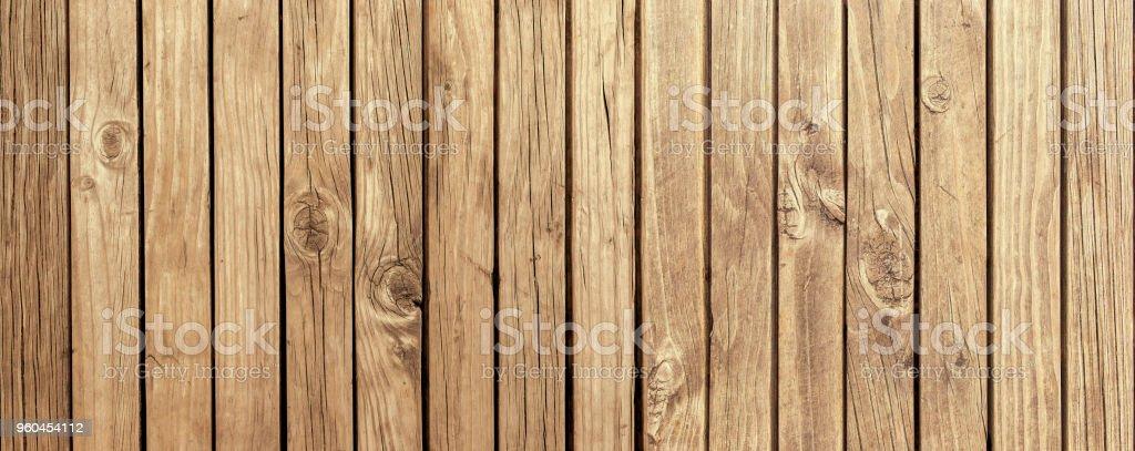 Muur Van Houten Planken.Detail Van De Vloer Of Muur Gemaakt Van Houten Planken Oude
