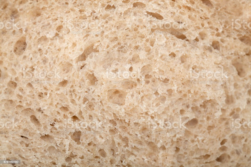 Detail of fresh bread stock photo