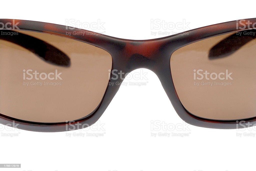 Detalle de gafas - foto de stock
