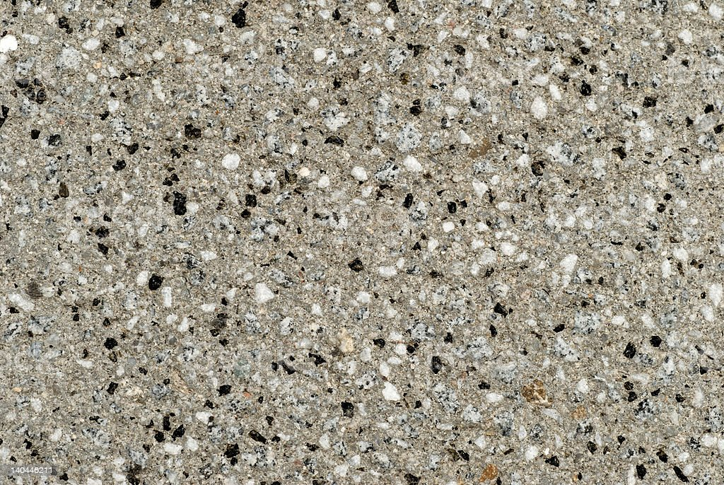 Detail of gray floor stock photo