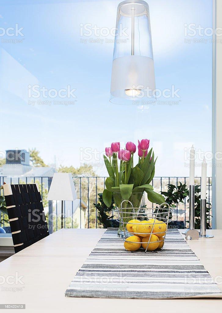 detail of kitchen interior royalty-free stock photo