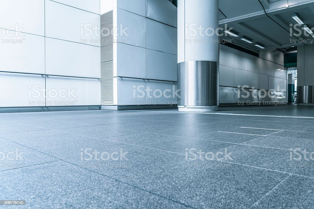 detail of modern architecture stock photo