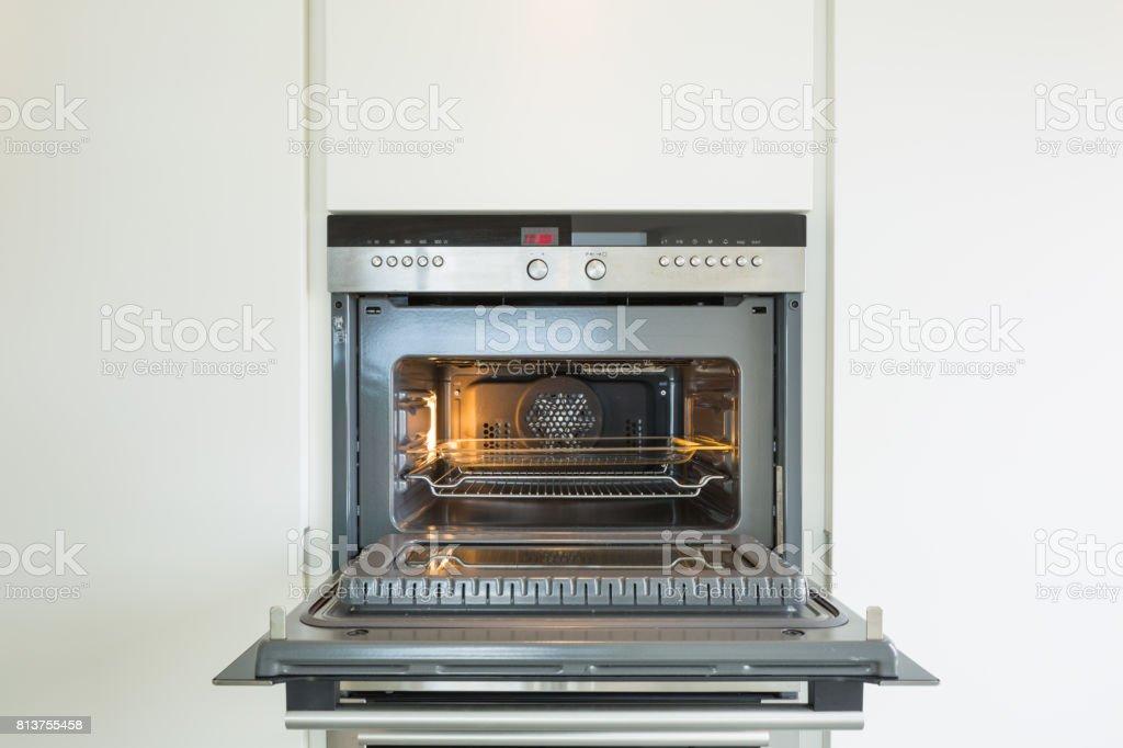 Detail der modernen Ofen – Foto