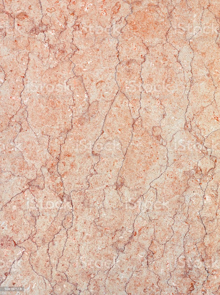 Detail of polished marble - wall royalty-free stock photo