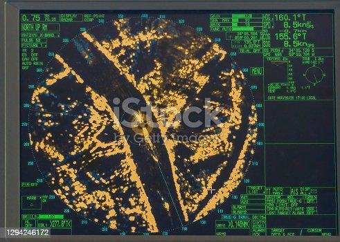 istock detail of radar screen on board a ship 1294246172