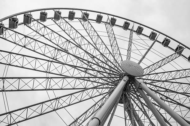 Detail of Seattle Great Wheel